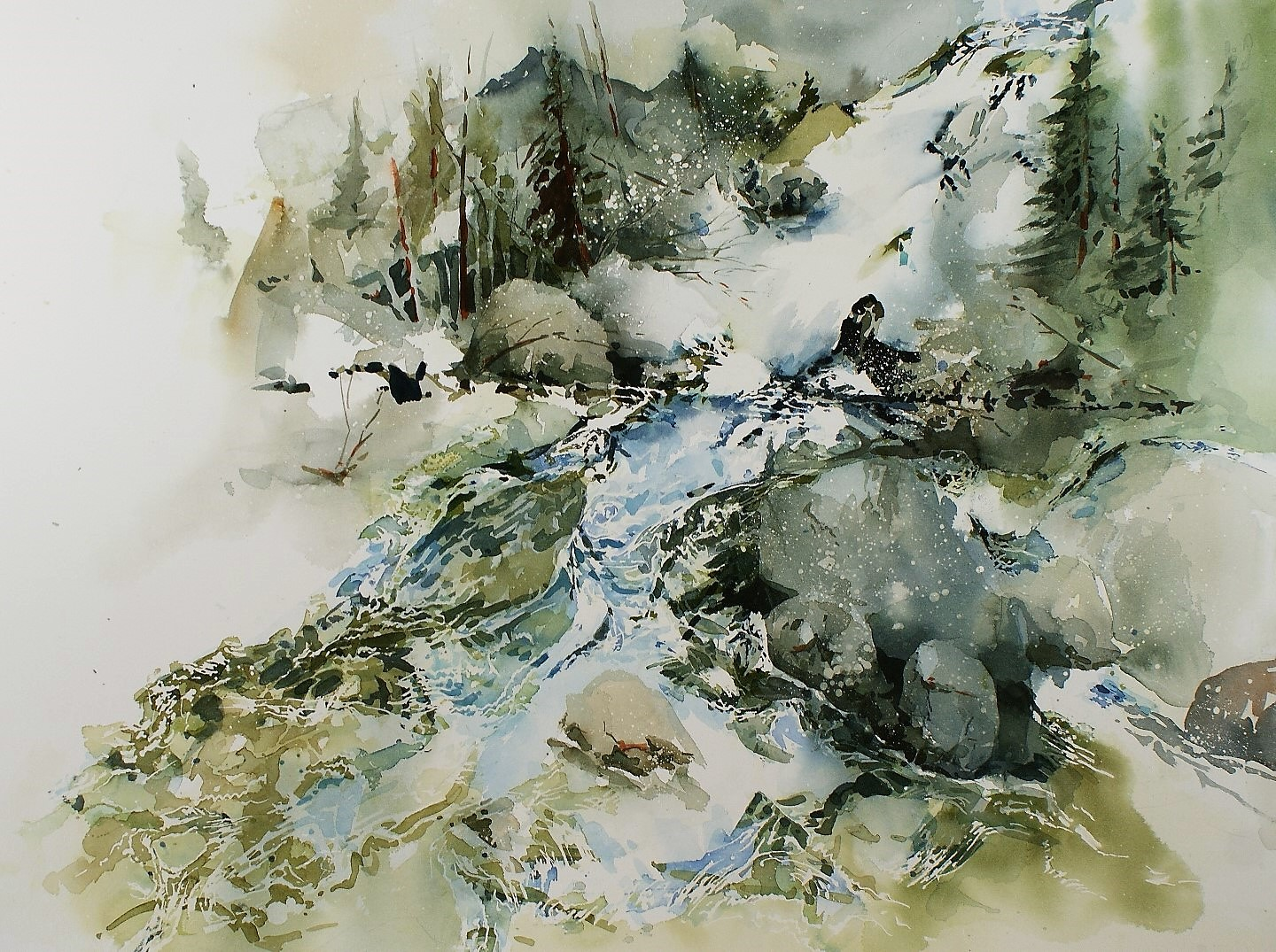 Watercolor Painting: Watercolor Landscapes, Flowers, Cityscapes, and ...