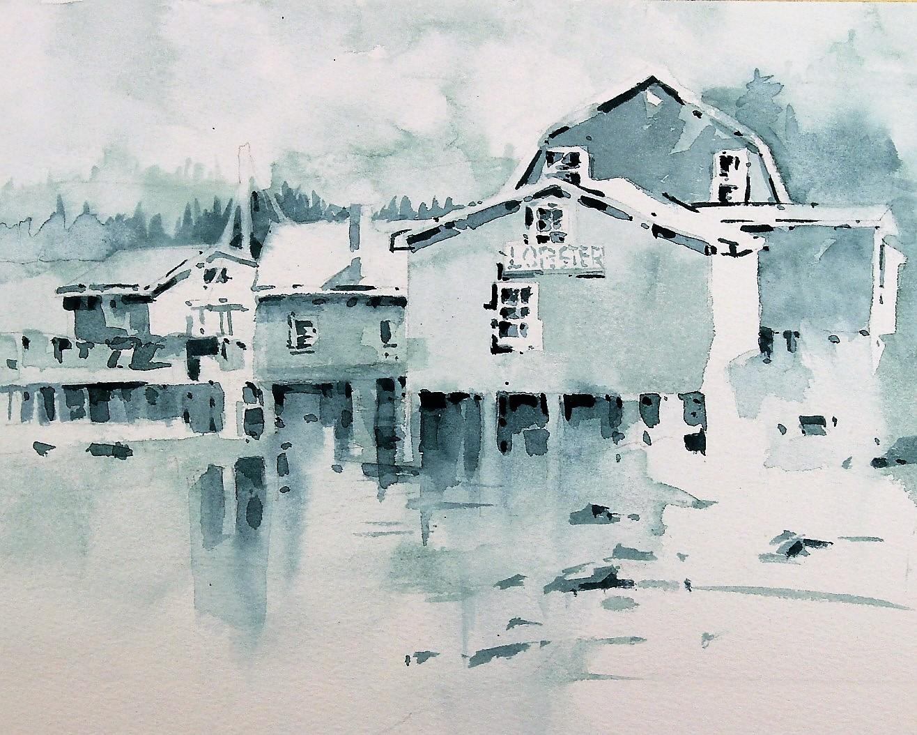 Videos - Rick Surowicz Watercolors